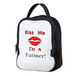 Kiss Me Farmer Neoprene Lunch Bag