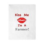 Kiss Me Farmer Twin Duvet