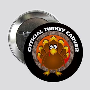 """Official Turkey Carver"" Button"