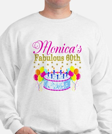SNAZZY 60TH DIVA Sweatshirt