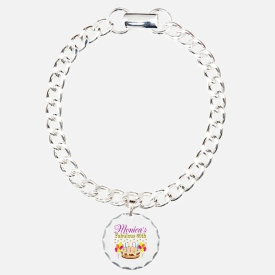 SNAZZY 60TH DIVA Bracelet