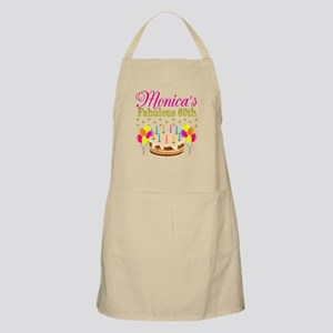 SNAZZY 60TH DIVA Apron