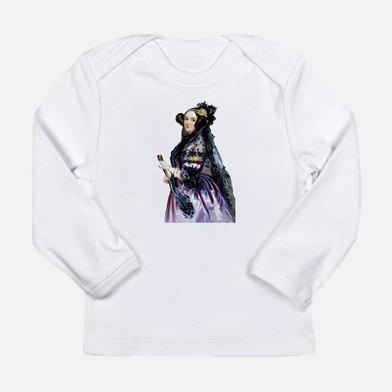 ada lovelace Long Sleeve T-Shirt