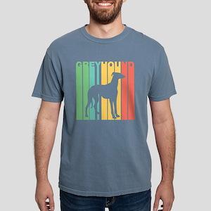 Retro Greyhound Silhouette T-Shirt