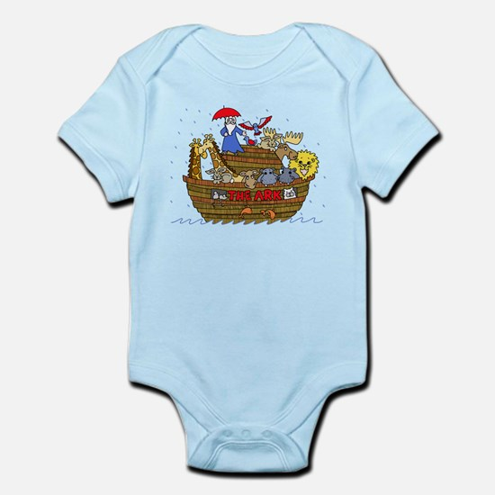 Noah's Ark Body Suit