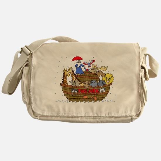Noah's Ark Messenger Bag