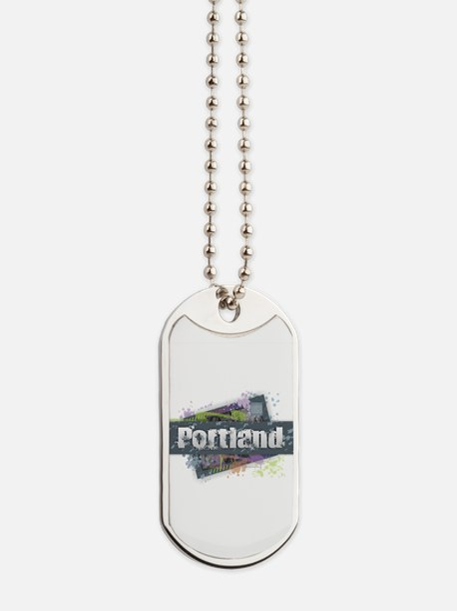Portland Design Dog Tags