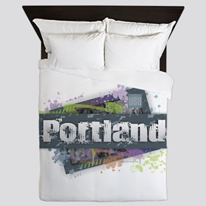 Portland Design Queen Duvet