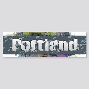 Portland Design Bumper Sticker