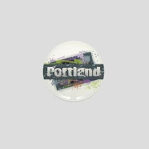 Portland Design Mini Button