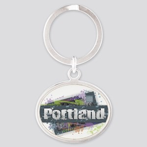 Portland Design Keychains