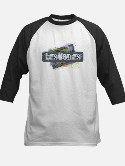 Las Vegas Design Baseball Jersey