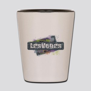 Las Vegas Design Shot Glass
