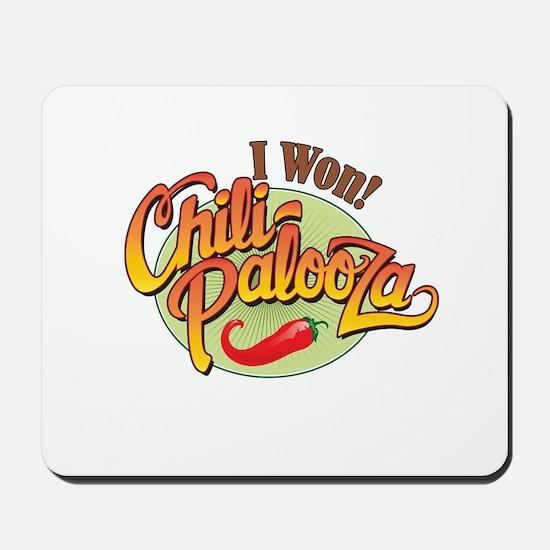 Chili-Palooza 1st Place Mousepad