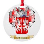 O'Finnegan Round Ornament