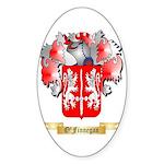 O'Finnegan Sticker (Oval 50 pk)