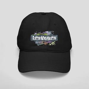 Las Vegas Design Black Cap