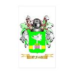 O'Fiaich Sticker (Rectangle 50 pk)