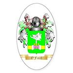 O'Fiaich Sticker (Oval)