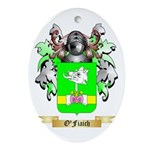 O'Fiaich Oval Ornament