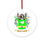 O'Fiaich Round Ornament