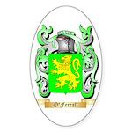 O'Ferrall Sticker (Oval 50 pk)