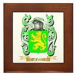 O'Ferrall Framed Tile