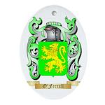 O'Ferrall Oval Ornament