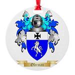 Oferman Round Ornament