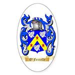 O'Fennelly Sticker (Oval 10 pk)