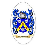 O'Fennelly Sticker (Oval 50 pk)