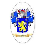 O'Fearon Sticker (Oval 50 pk)