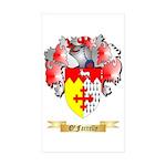 O'Farrelly Sticker (Rectangle 10 pk)