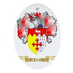 O'Farrelly Oval Ornament