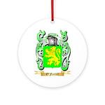 O'Farrell Round Ornament