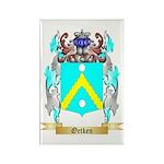 Oetken Rectangle Magnet (100 pack)