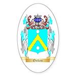 Oetken Sticker (Oval 50 pk)