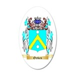 Oetken 35x21 Oval Wall Decal