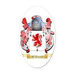 O'Dwyer Oval Car Magnet