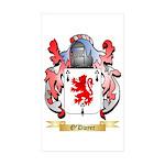 O'Dwyer Sticker (Rectangle 50 pk)