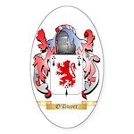 O'Dwyer Sticker (Oval)