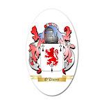 O'Dwyer 20x12 Oval Wall Decal