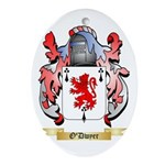 O'Dwyer Oval Ornament