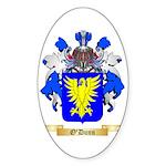 O'Dunn Sticker (Oval 10 pk)