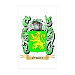 O'Duffy Sticker (Rectangle 10 pk)
