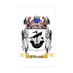 O'Driscoll Sticker (Rectangle 50 pk)
