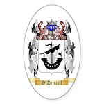 O'Driscoll Sticker (Oval)