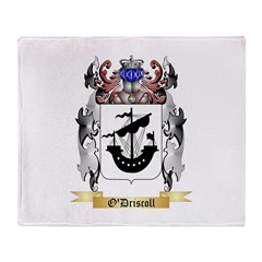 O'Driscoll Throw Blanket