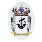 O'Driscoll Oval Ornament