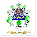 O'Dowling Square Car Magnet 3